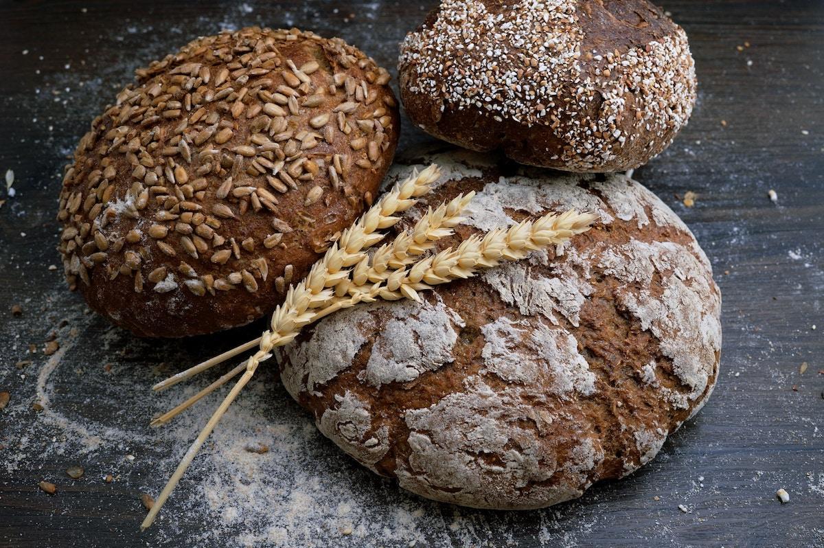 Knackiges Brot