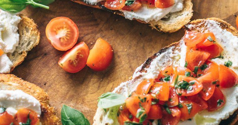 Tomatenvariationen